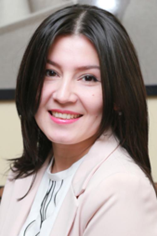 Nasibakhon Aminova