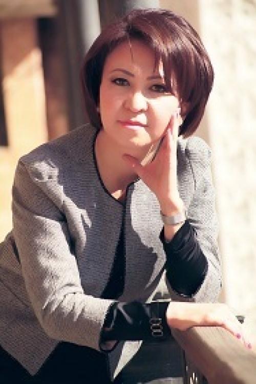 Aidai Bedelbaeva