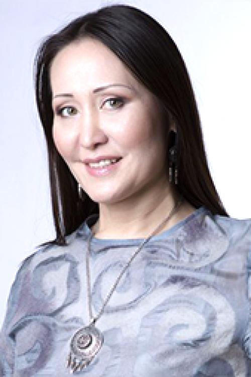 Aigul Zhanserikova