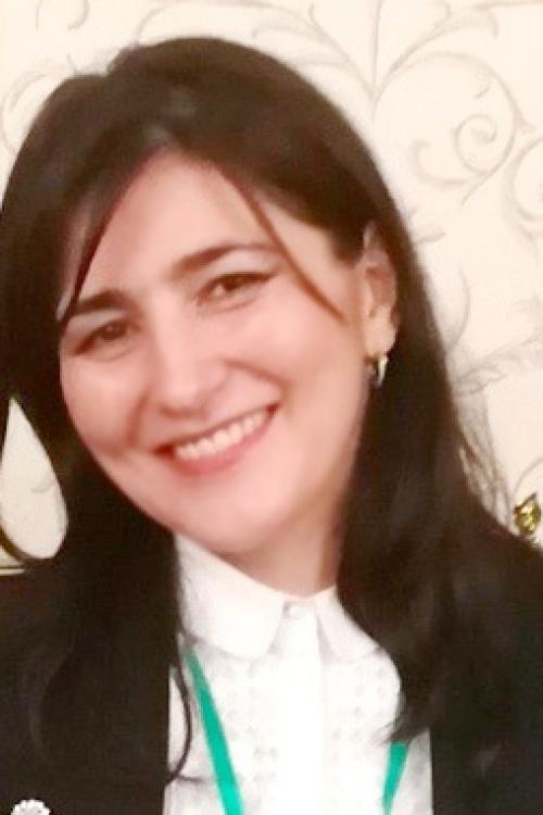 Manuchehra Madjonova